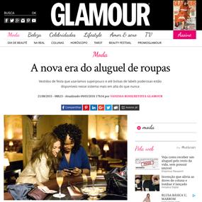 Glamour A Era do Aluguel