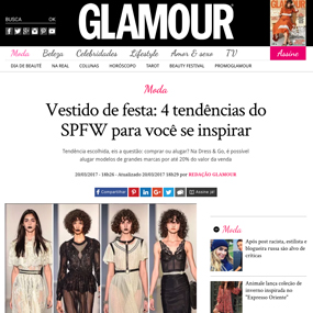 Glamour SPFW