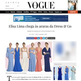 Vogue Elisa Lima
